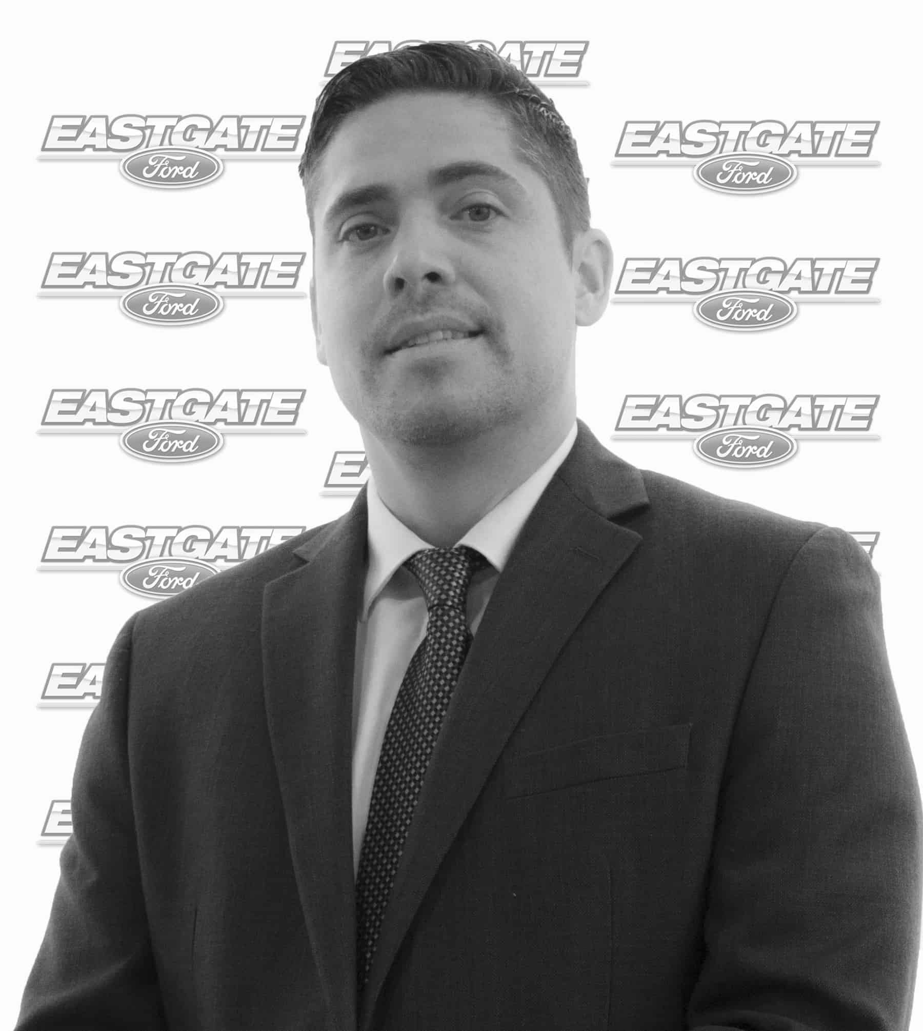 Brian Cox : Sales Consultant